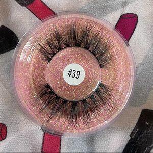 2/$15 Strip Mink Eyelashes